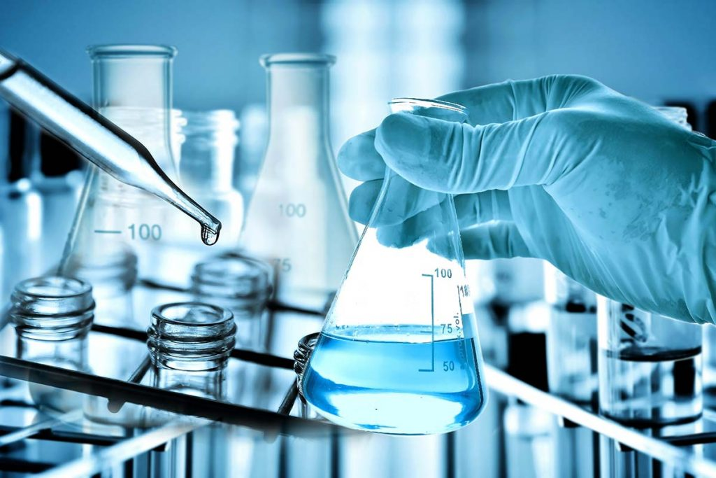 Chemical Water Filtration Treatment
