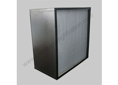 HEPA Filter with Partition