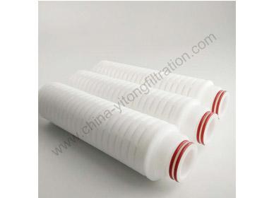 Nylon Micron Pleated Filter Cartridge