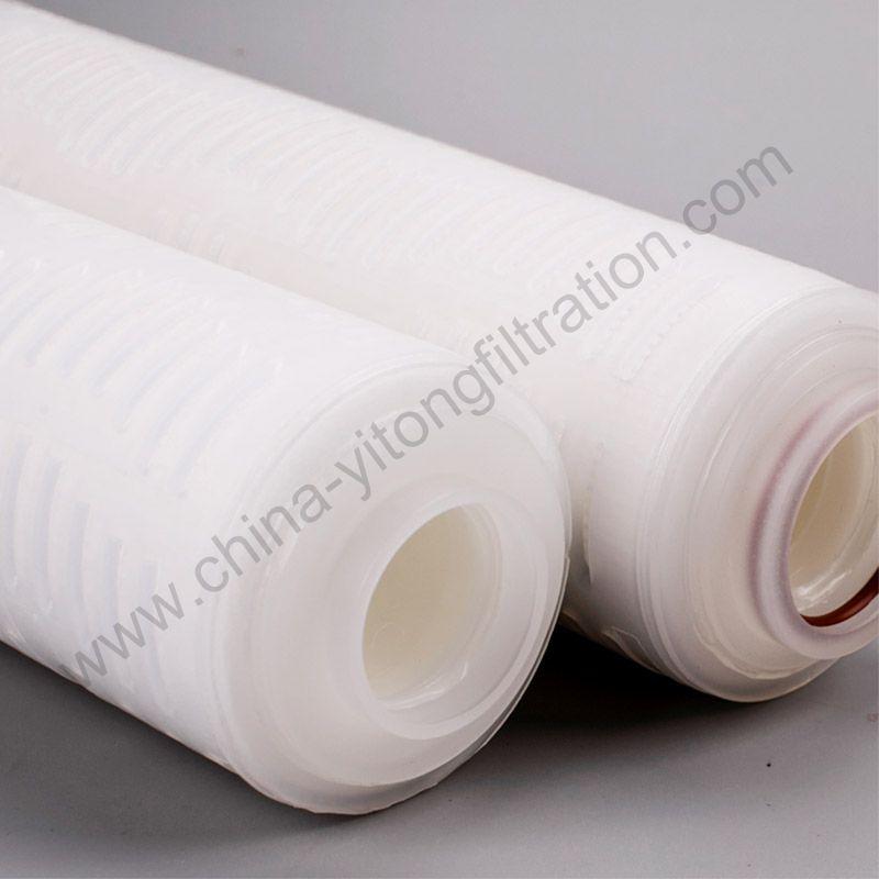 PES Filter Membrane Cartridges is Adopt