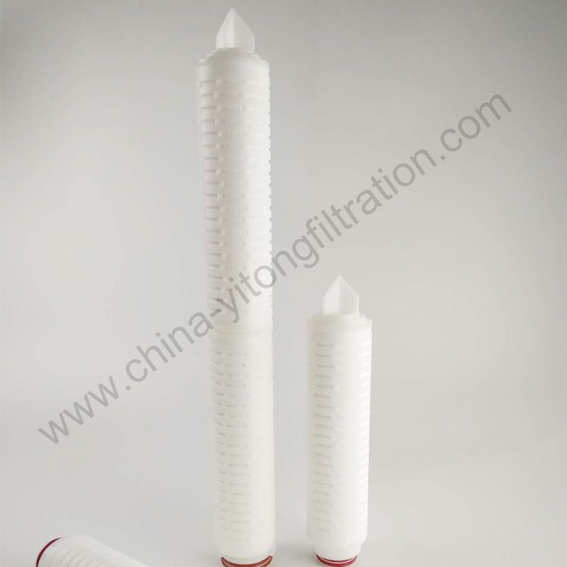 Nylon Micron Pleated Filter Cartridge China