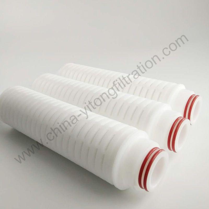 Nylon Micron Pleated Filter Cartridge China
