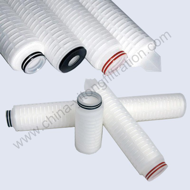 YTPTFE Series PTFE Filter Cartridge