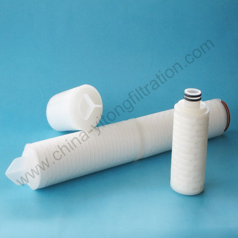 PP Pleated Filter Cartridge Wholesale