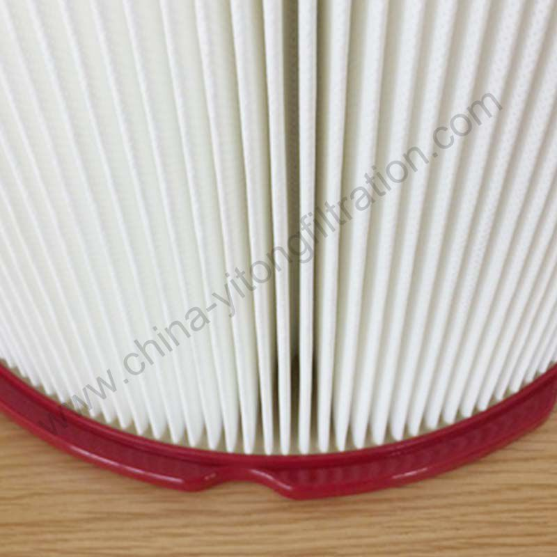 Electrostatic Spraying Powder Recovery Filter