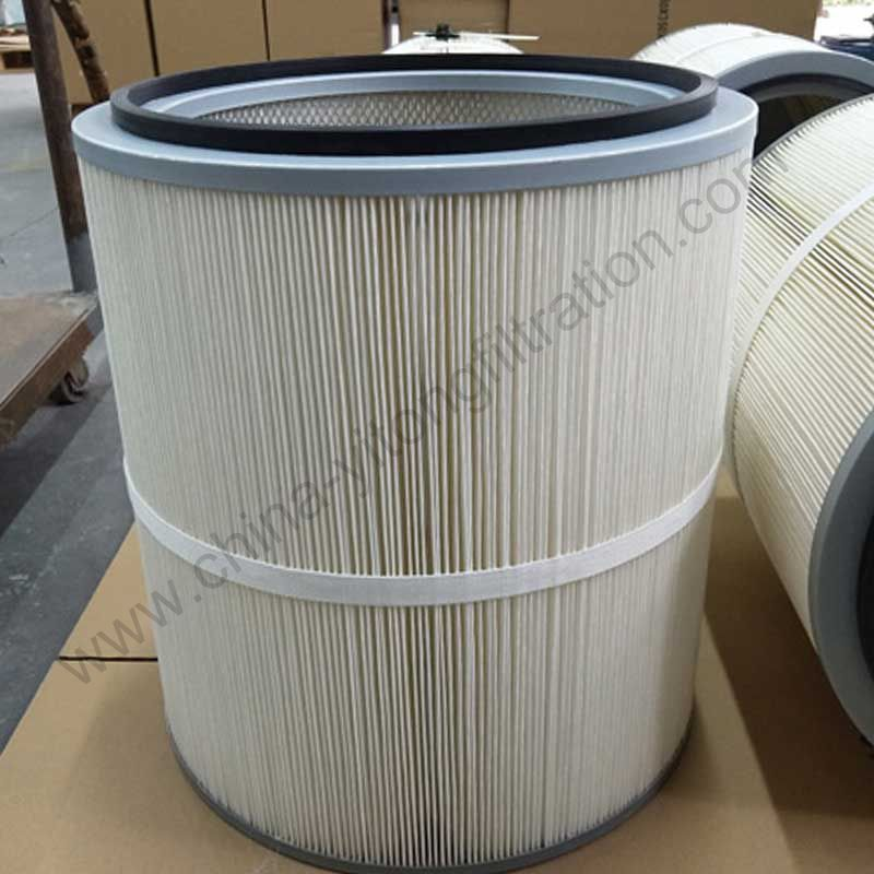 Welded Dust Filter Cartridge Wholesale