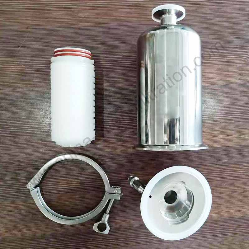 GAS Filter Housing Supply