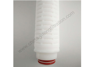 Do you know how to maintain Pleated Filter Cartridge?