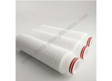 What should I Pay Attention to When Testing Pleated Filter Cartridge?