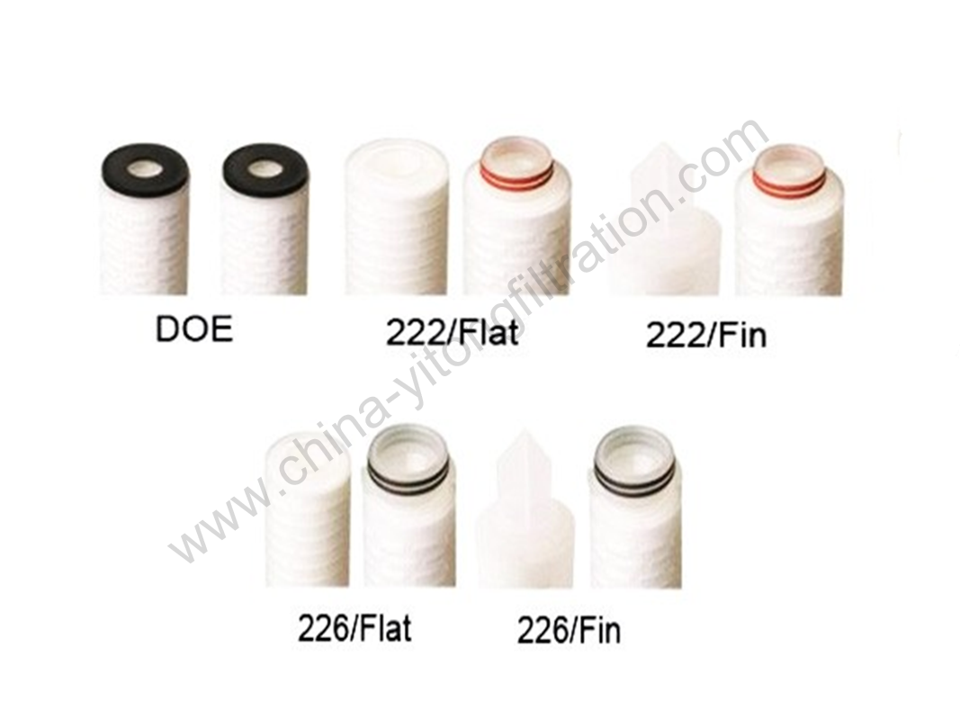 PES Pleated Filter Cartridge