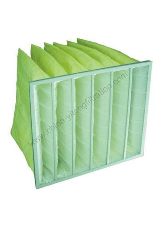 Bag Type Medium Efficiency Air Filter