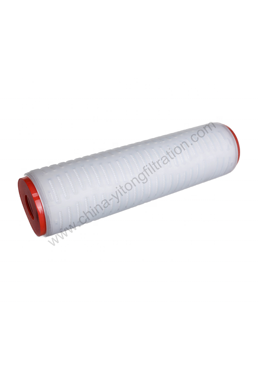 Glass Fiber Pleated Filter Cartridge