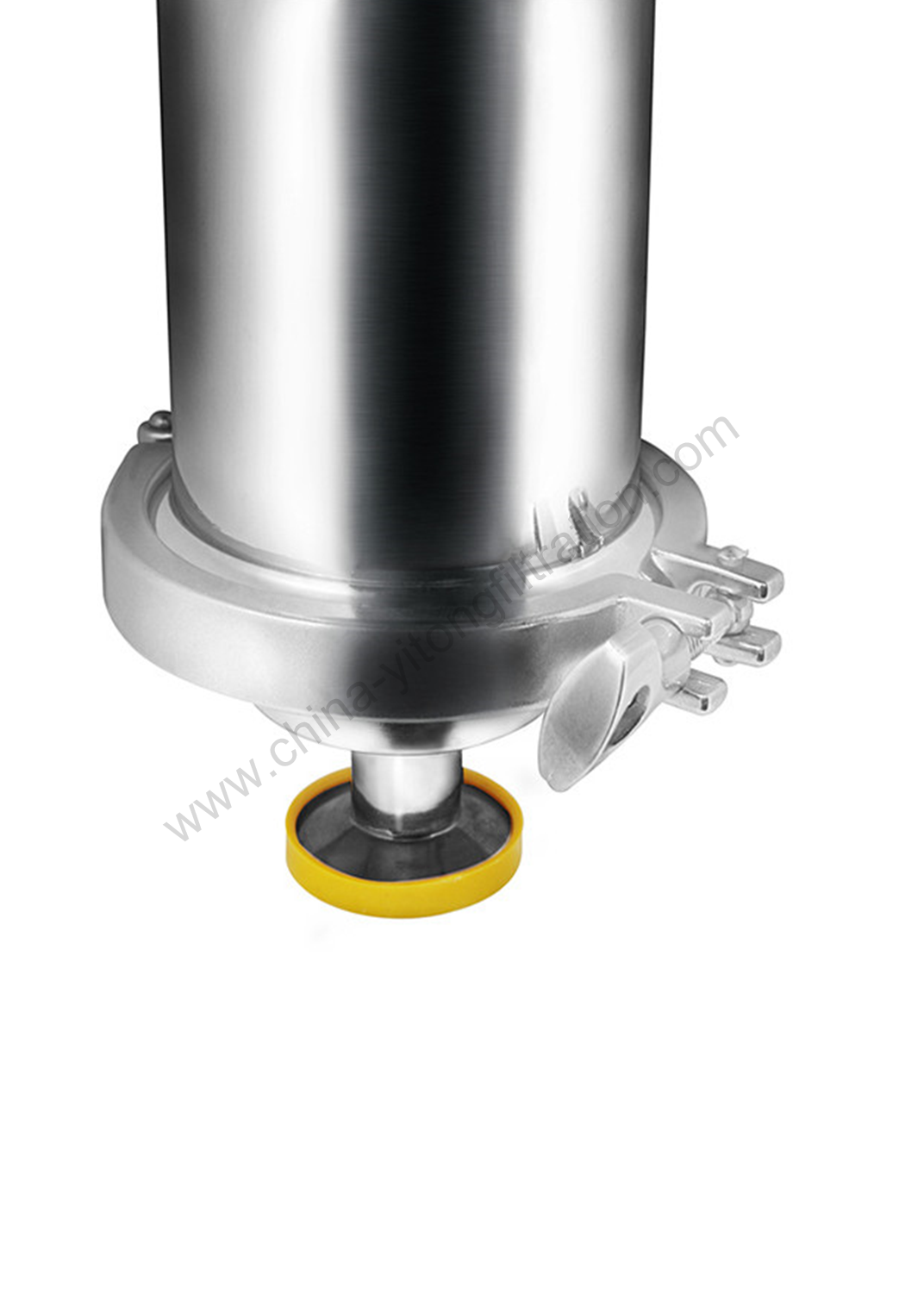Sanitary Aseptic Air SS GAS Vent Filter Housing