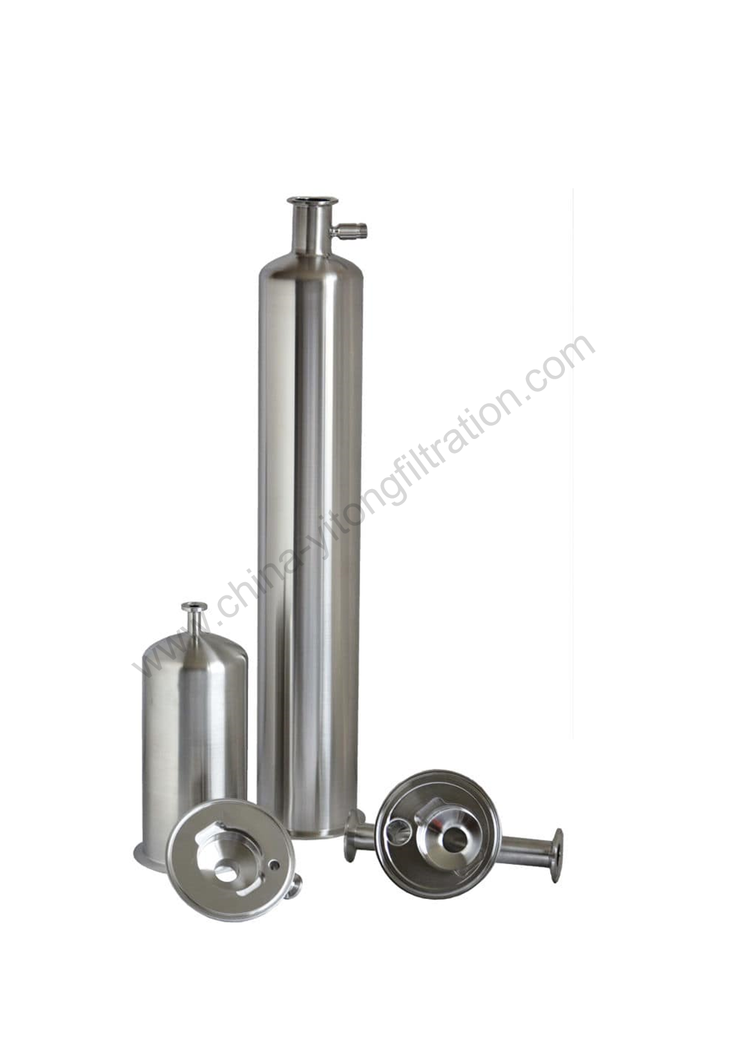 Industrial Single Cartridge Filter Housing