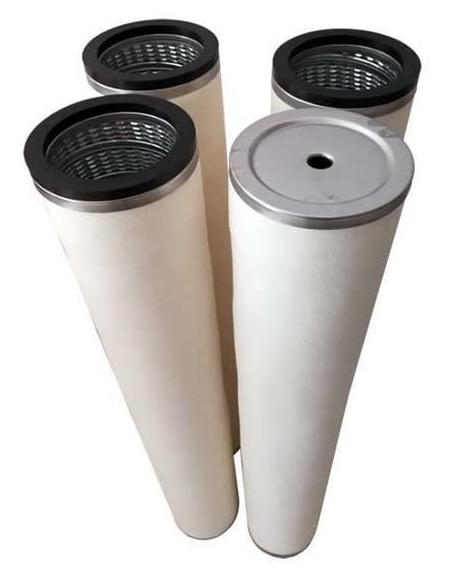 Coalescent filter cartridge