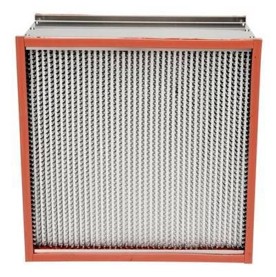 YTGW Series— Heat Resistance HEPA Filter